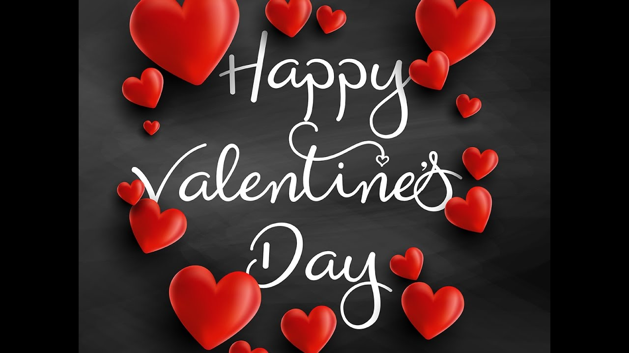 Happy Valentines Day 2021 HD Wallpaper Download 1280x720
