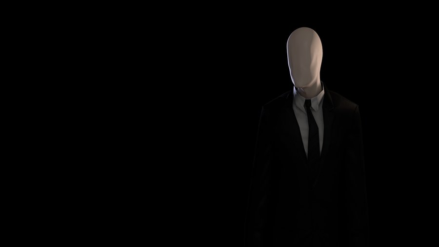 Free Download Slenderman Wallpaper By Aqwmim 900x506 For