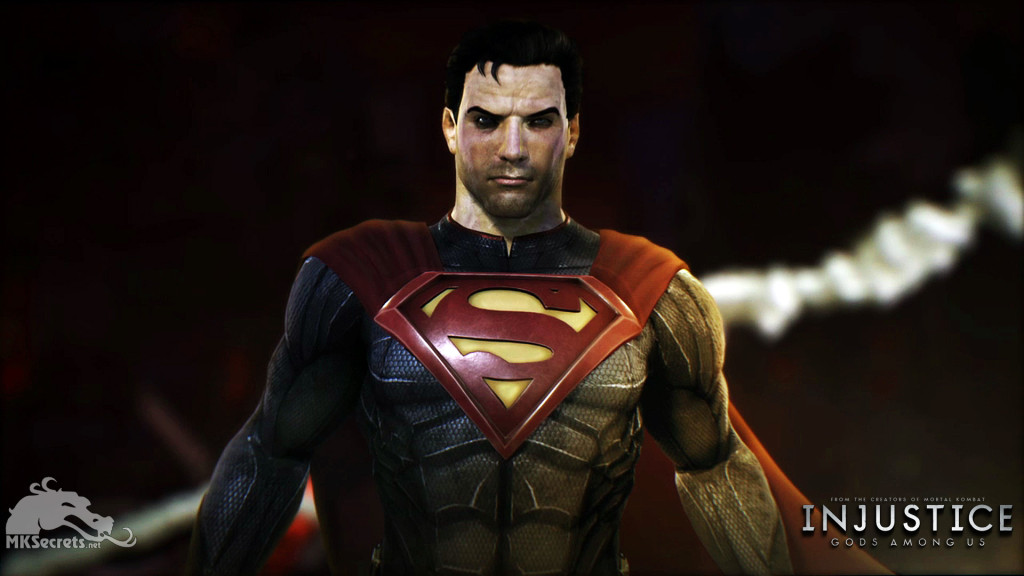 Download Injustice Gods Among Us Wallpaper Superman pictures in high 1024x576