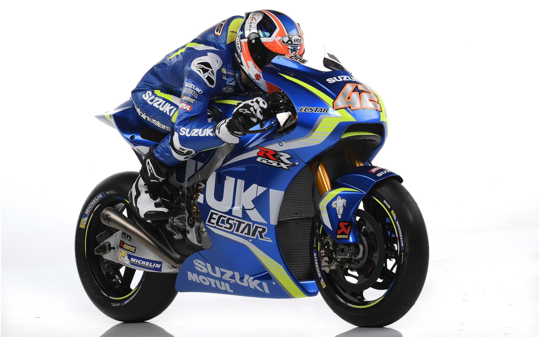 2017 Bike MotoGP Suzuki Wallpaper 2880x1800