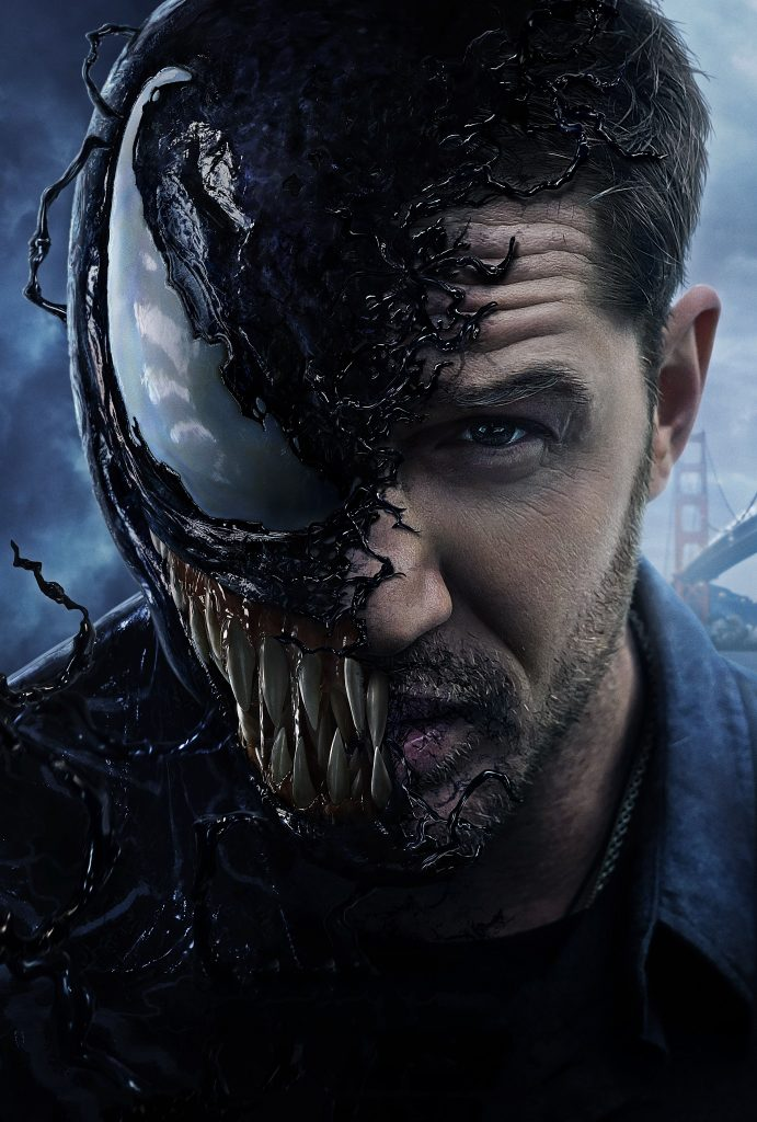 Venom Tom Hardy 2018 Movie 5K Wallpaper   Best Wallpapers 691x1024