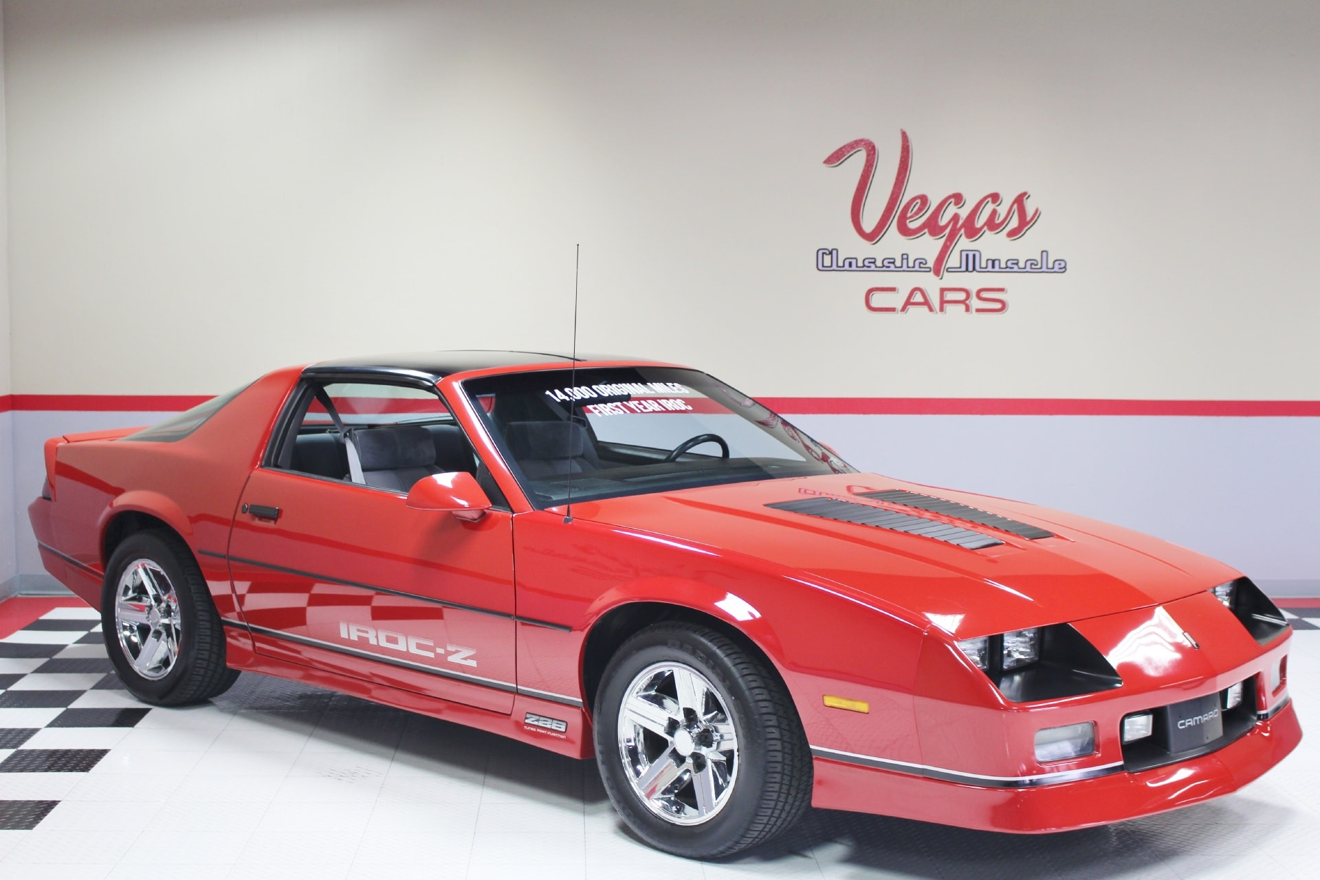 1985 Chevrolet Camaro IROC Z HD Wallpapers 7wallpapersnet 1920x1280