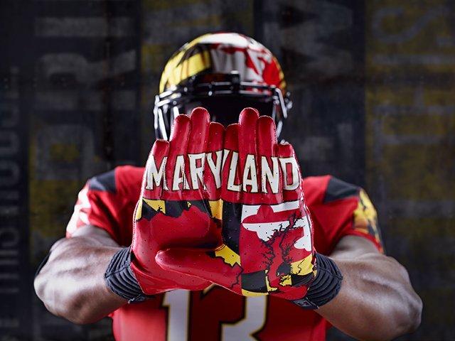 Maryland Maryland Pride Maryland Terrapins Nike Oregon Oregon Ducks 640x480