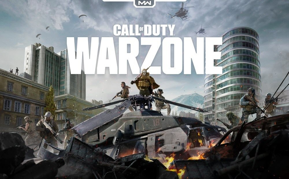 download Best 9 Call of Duty Warzone Wallpapers in 4K and HD 1000x621