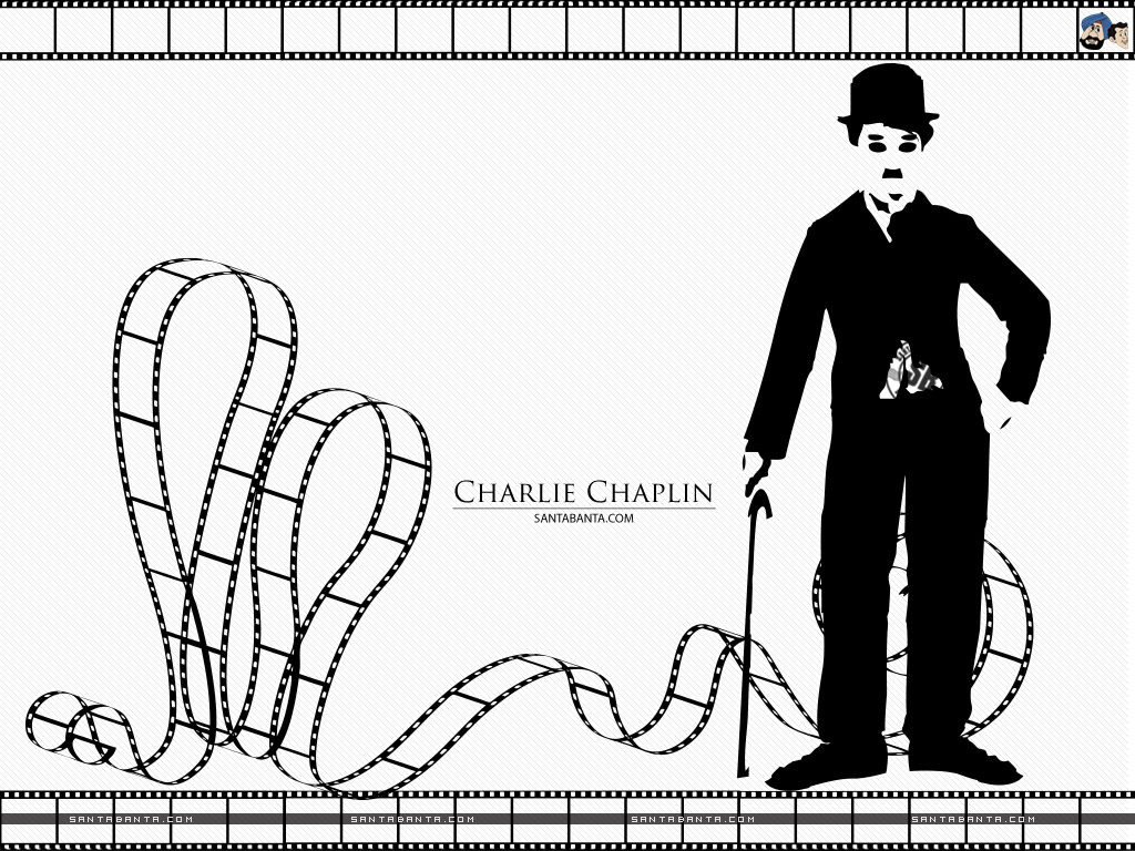 download Charlie Chaplin Wallpaper 1 [1024x768] for your 1024x768