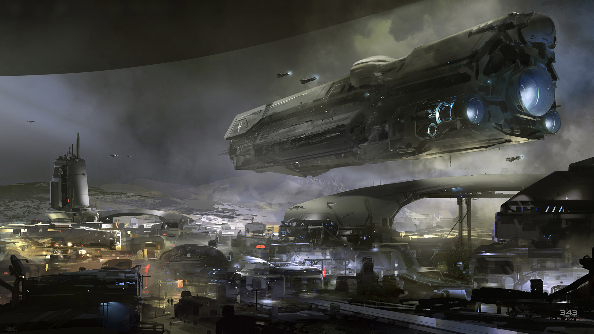 of Halo Xbox One You are downloading Halo Xbox One wallpaper 5 1920x1080