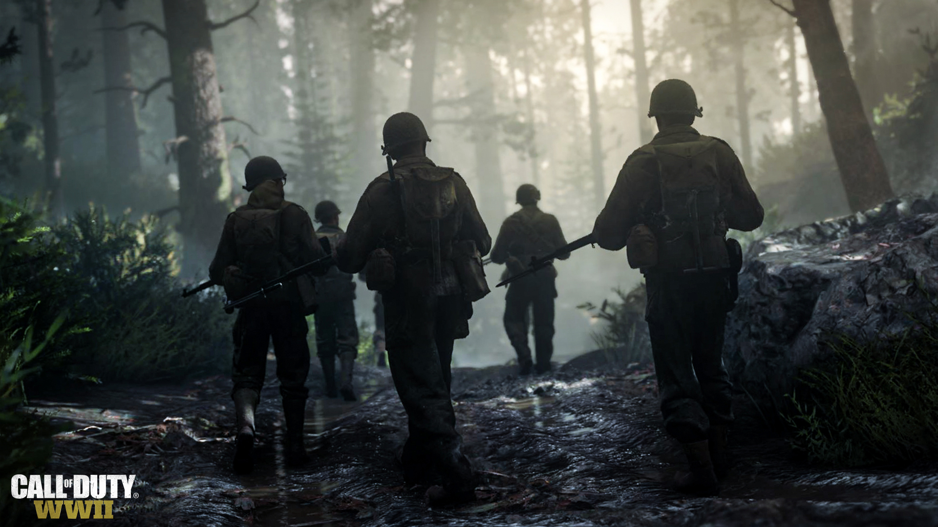 Call of Duty WWII Story Is Mostly Told In Game Not in Cutscenes 1920x1080