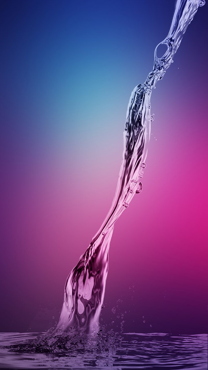 Wallpaper Phone Water Drop Wallpaper Samsung Galaxy J7 720x1280