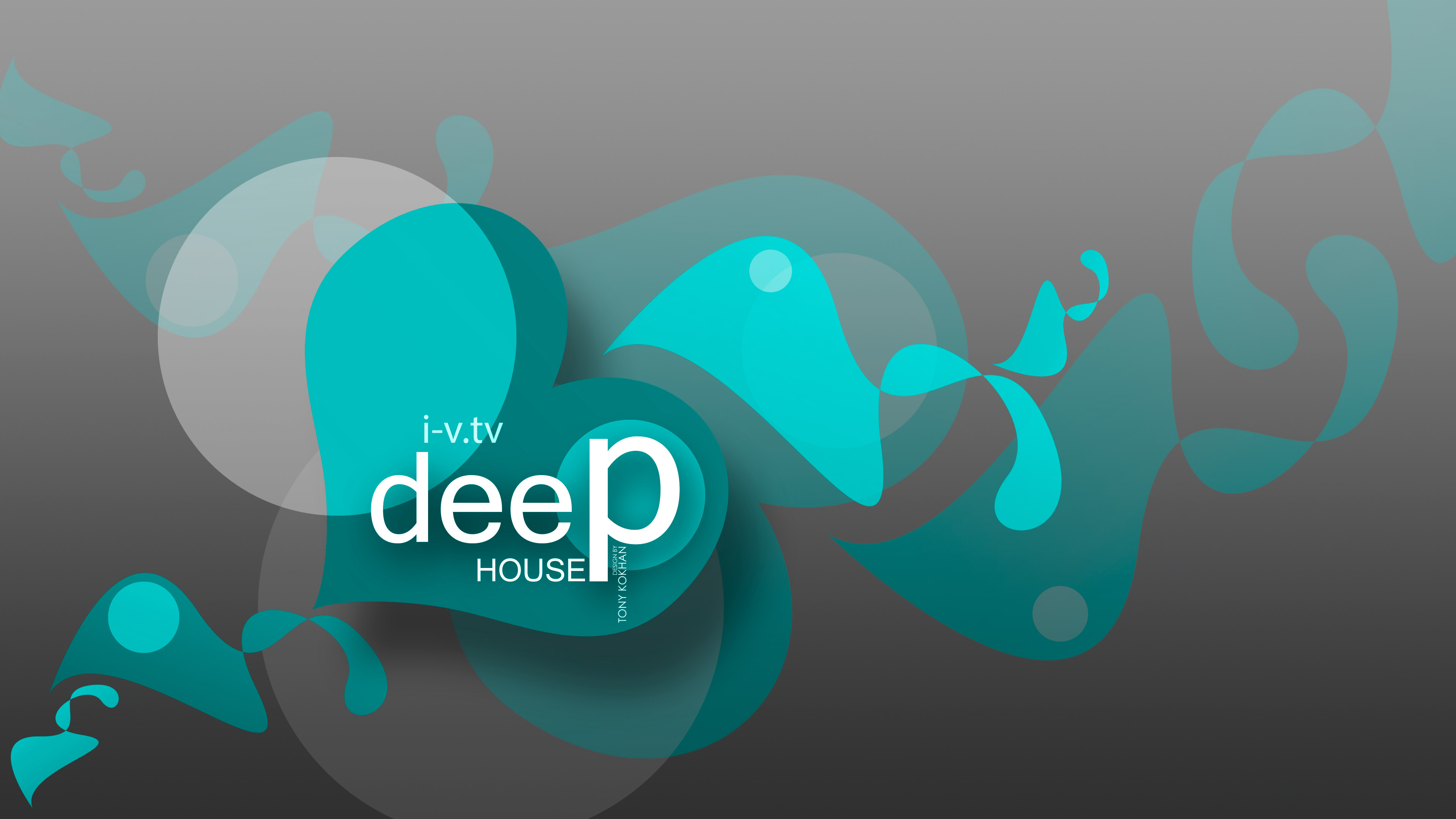 Deep House Music Abstract Heart Style 2015 INO VISION 3840x2160