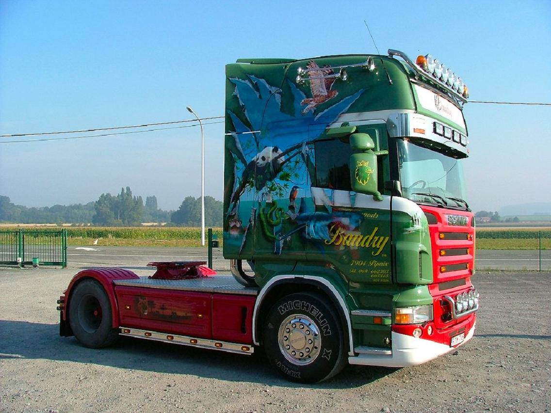 Scania Trucks Wallpapers submited images 1136x852