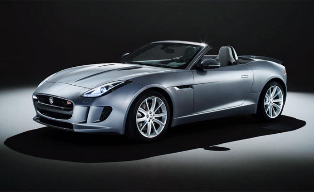 2014 Jaguar F TYPE Wallpaper Download 1024x628