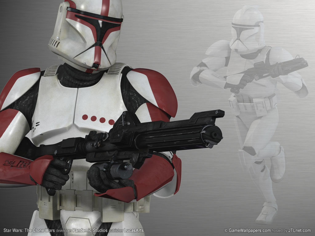 star wars clone trooper wallpaper wallpapersafari. Black Bedroom Furniture Sets. Home Design Ideas