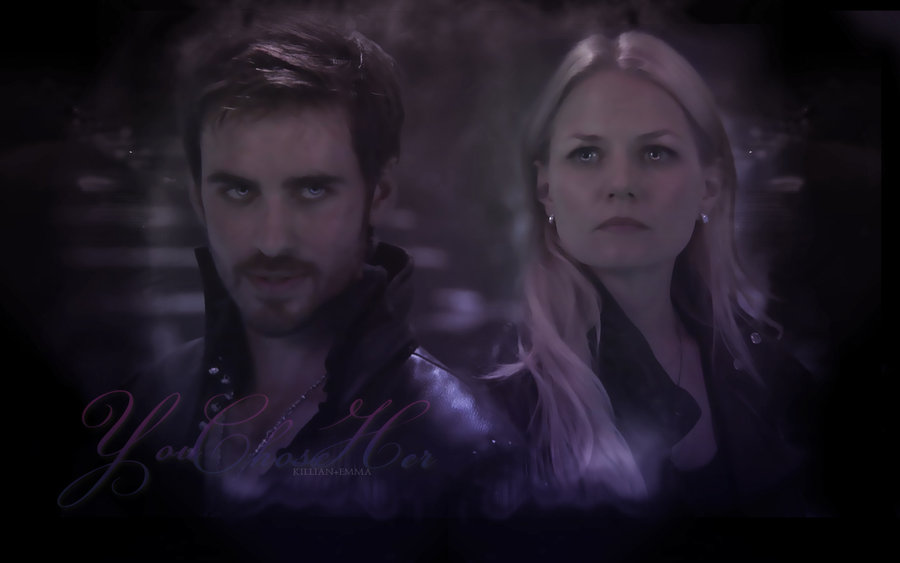 You Chose Her   Captain Swan by QuinnFabrevans 900x563