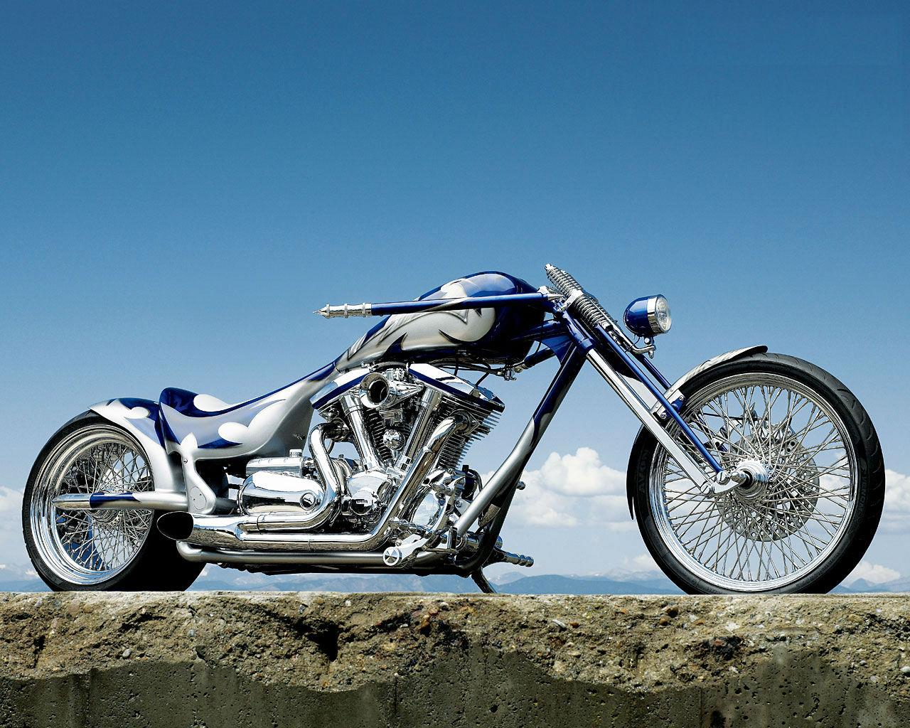 2013 14 Royal Chopper Motorcycle HD Wallpaper   Stylish HD Wallpapers 1280x1024