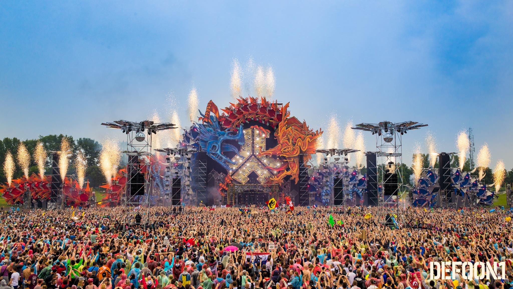 Watch Defqon1s Mind Crumbling Endshow Your EDM 2048x1152