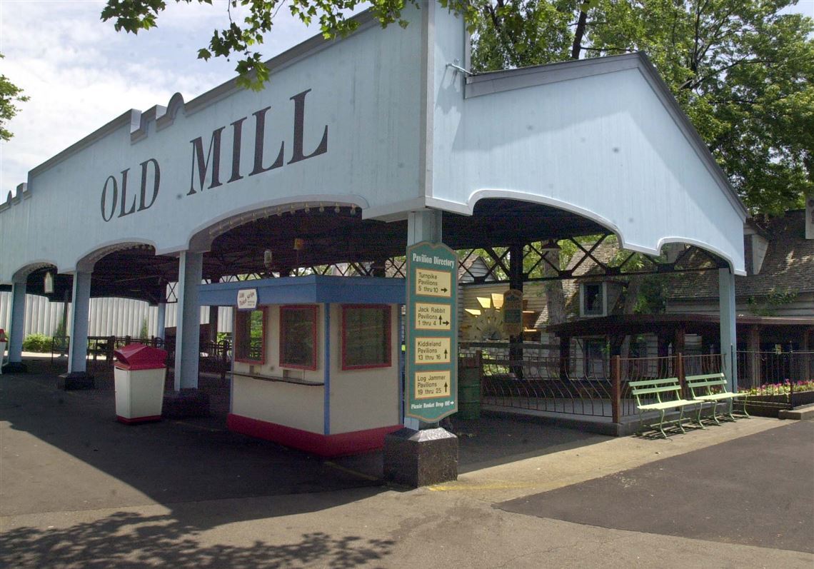 Kennywood bringing back the Old Mill floral clock this year 1140x797