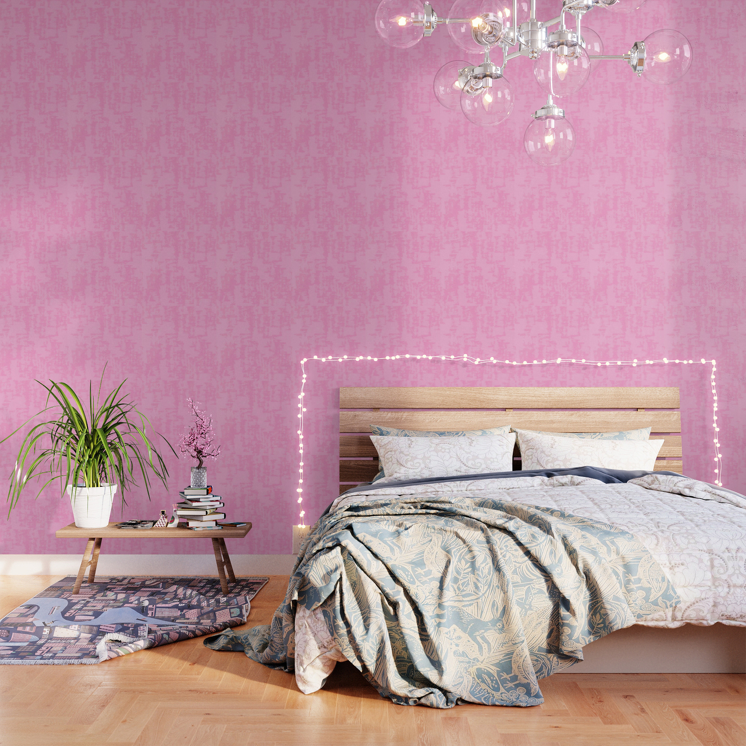 Cotton Candy Naturalistic Wallpaper by deluxephotos Society6 1500x1500