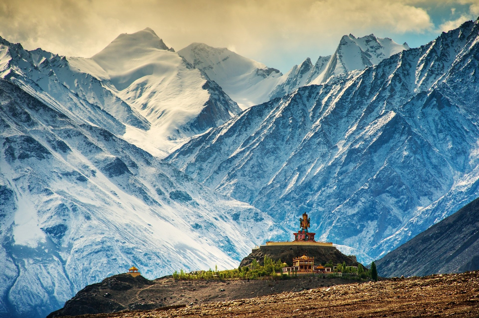 18 Monastery HD Wallpapers Background Images 1920x1277