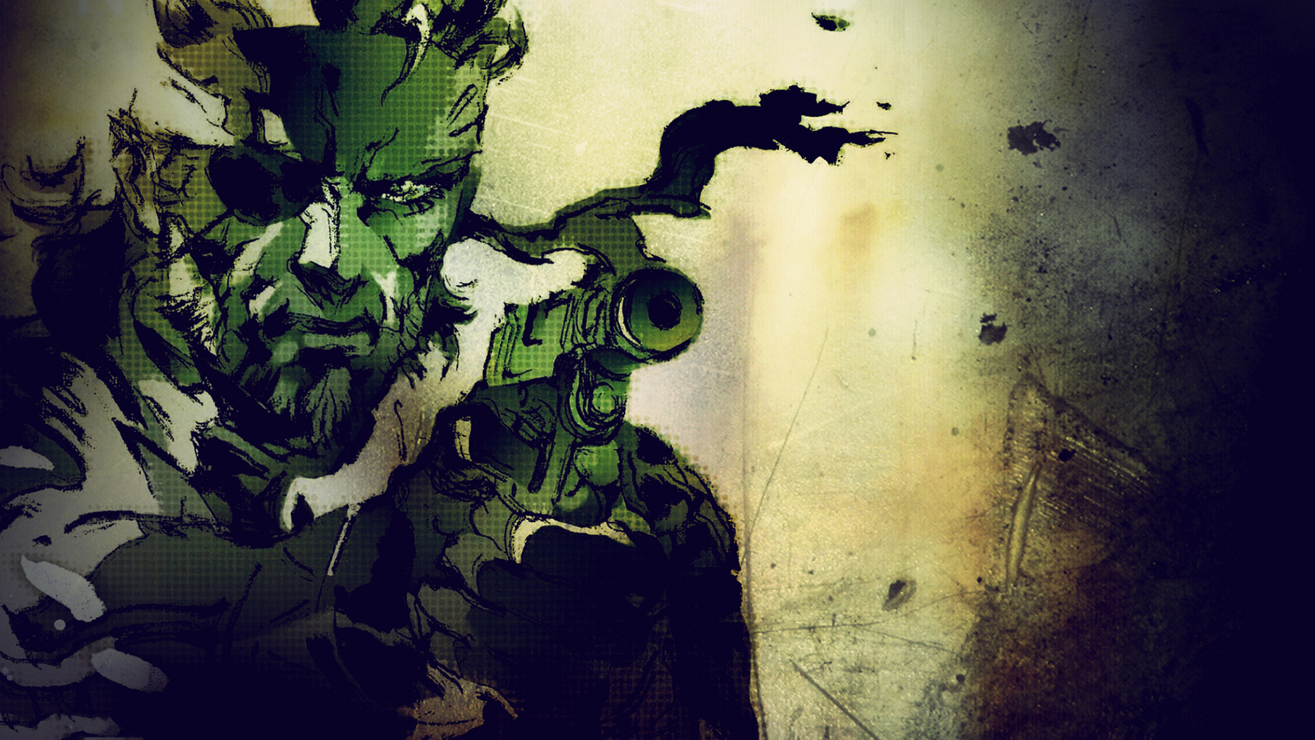 metal gear solid 3 wallpaper 1080p