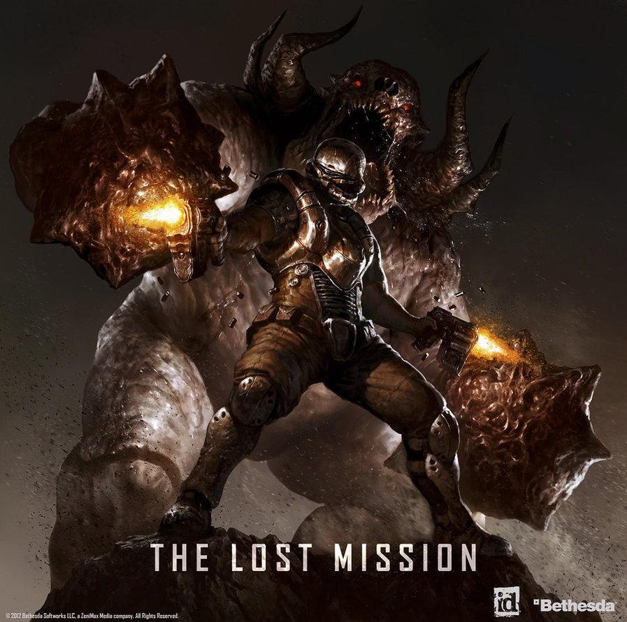 Doom BFG Edition by DavidRapozaArt 897x890