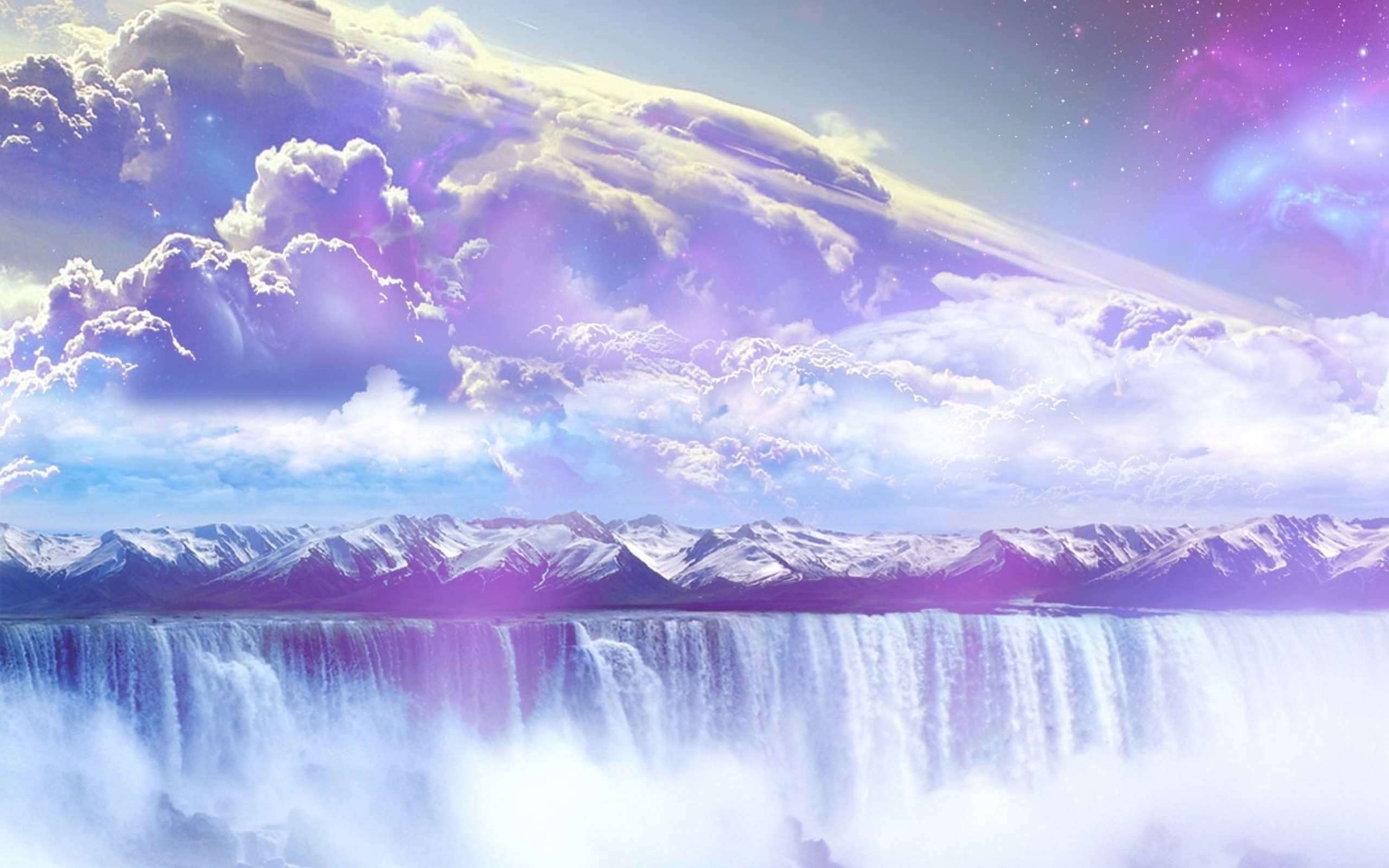 2560x1600 Abstract Outer Space desktop PC and Mac wallpaper 2560x1600