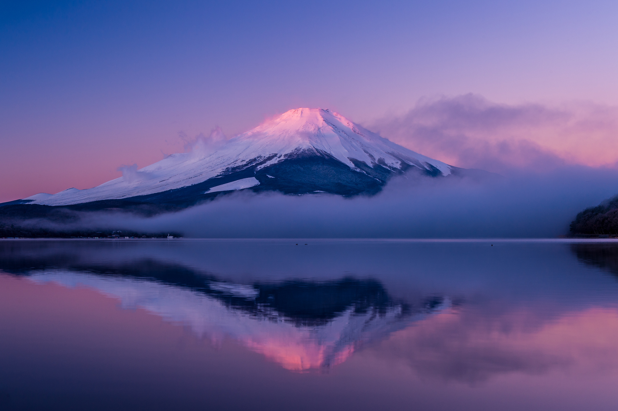 Mount Fuji Computer Wallpapers Desktop Backgrounds 2048x1363