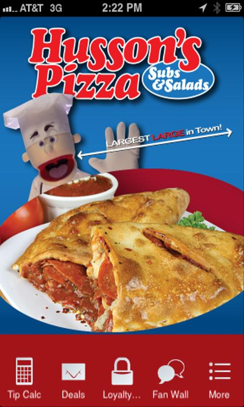 Hussons Pizza   Android Apps on Google Play 480x800