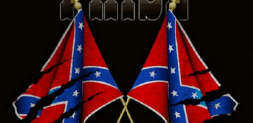 Southern Pride Rebel Flag Wallpaper   for iPad   iPhone Mobile 512x250