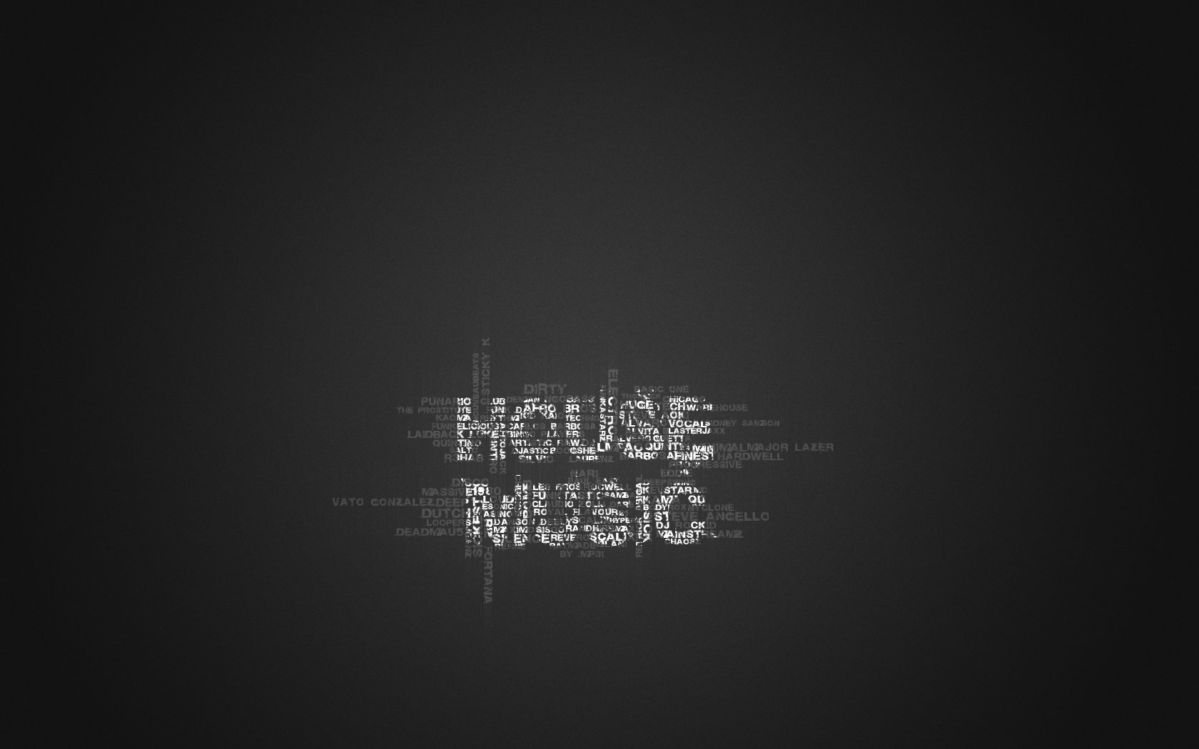House Music Wallpapers 1680x1050