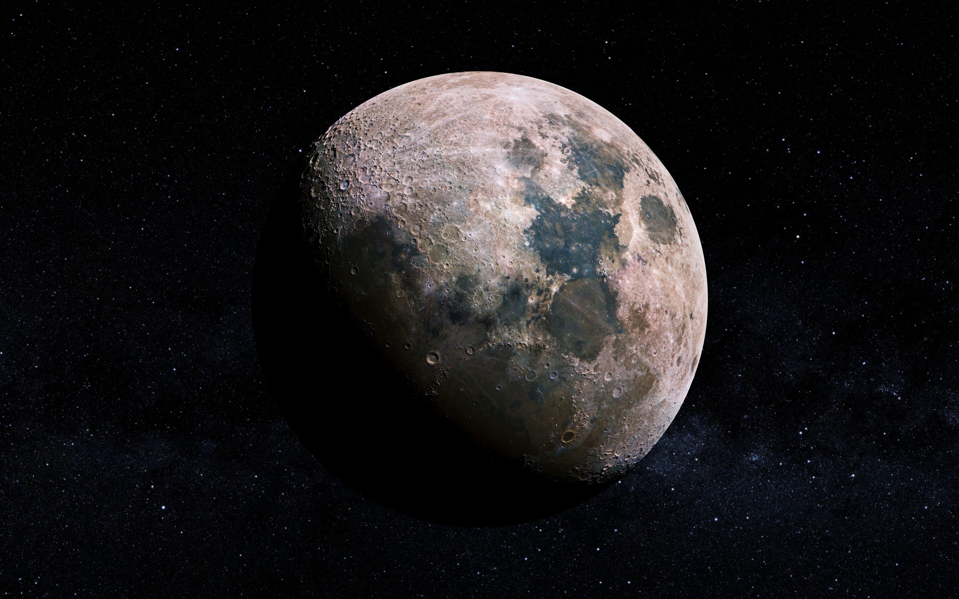 4K Moon Wallpapers   Top 4K Moon Backgrounds   WallpaperAccess 3840x2400
