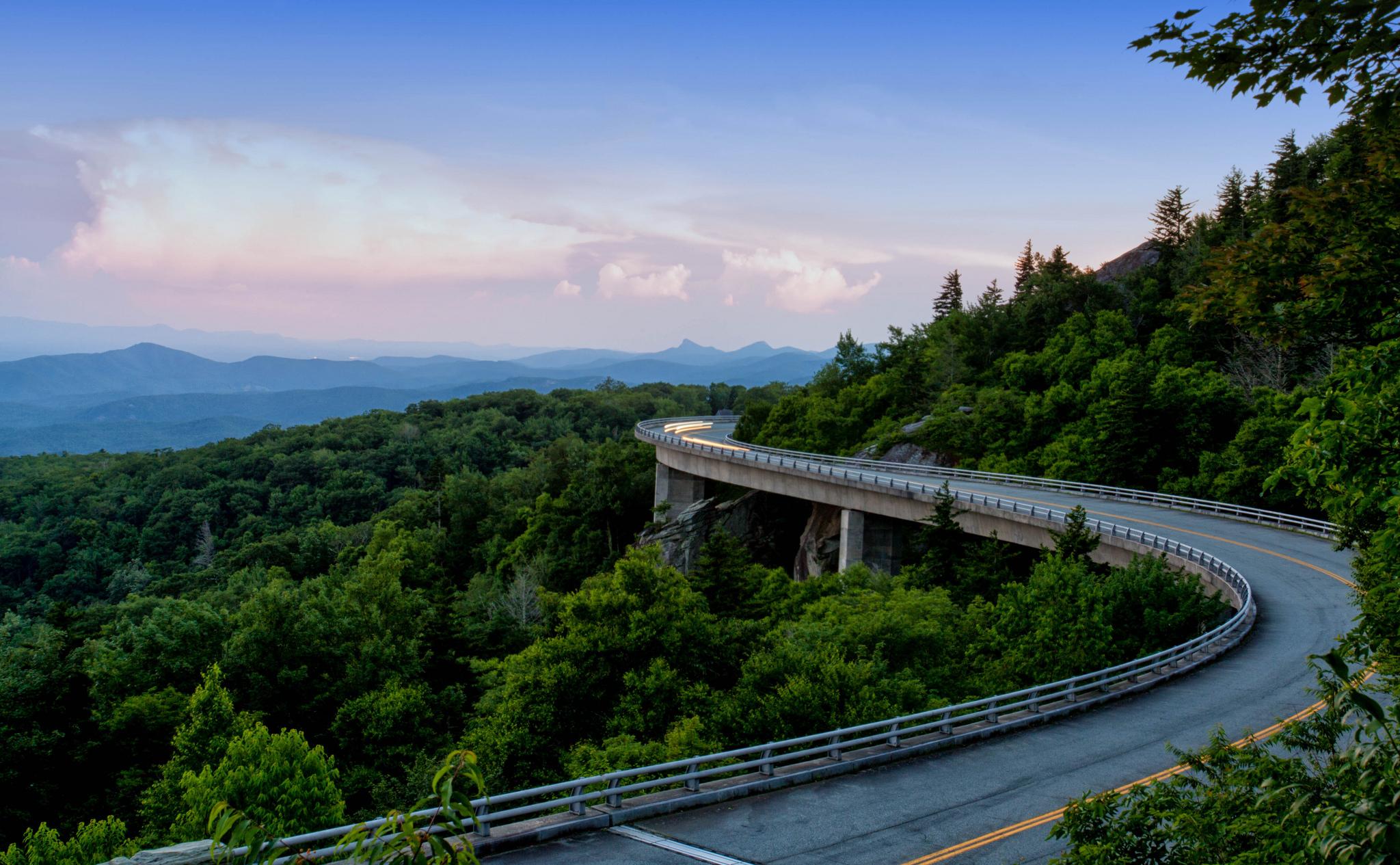 Blue ridge parkway appalachian mountains appalachian mountains 2048x1265