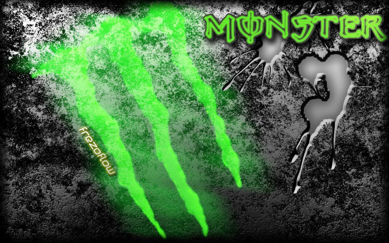 Monster Energy Backgrounds 1280x800