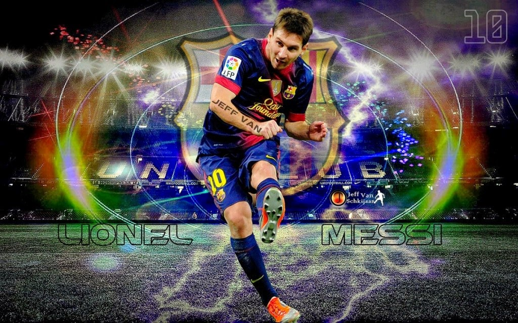 2015 Messi FC Barcelona Wallpapers The Art Mad Wallpapers 1024x640