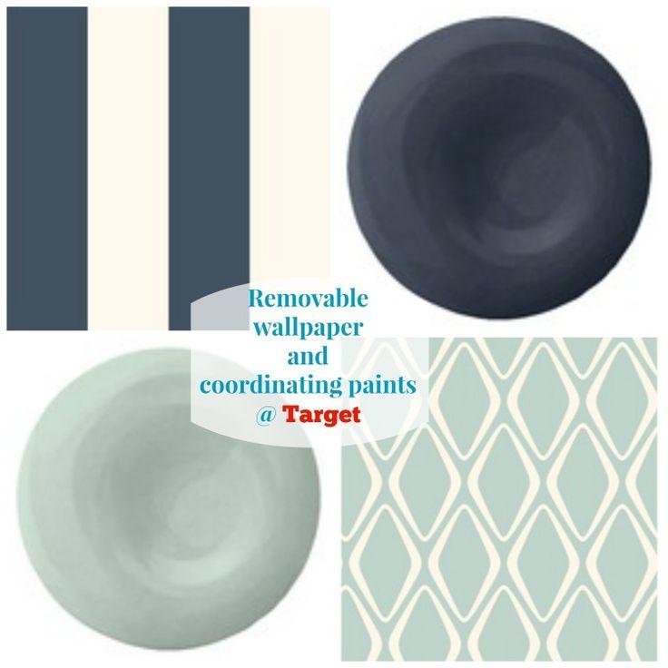 Target Divine Color Removable wallpaper Decorating Ideas Pintere 736x736
