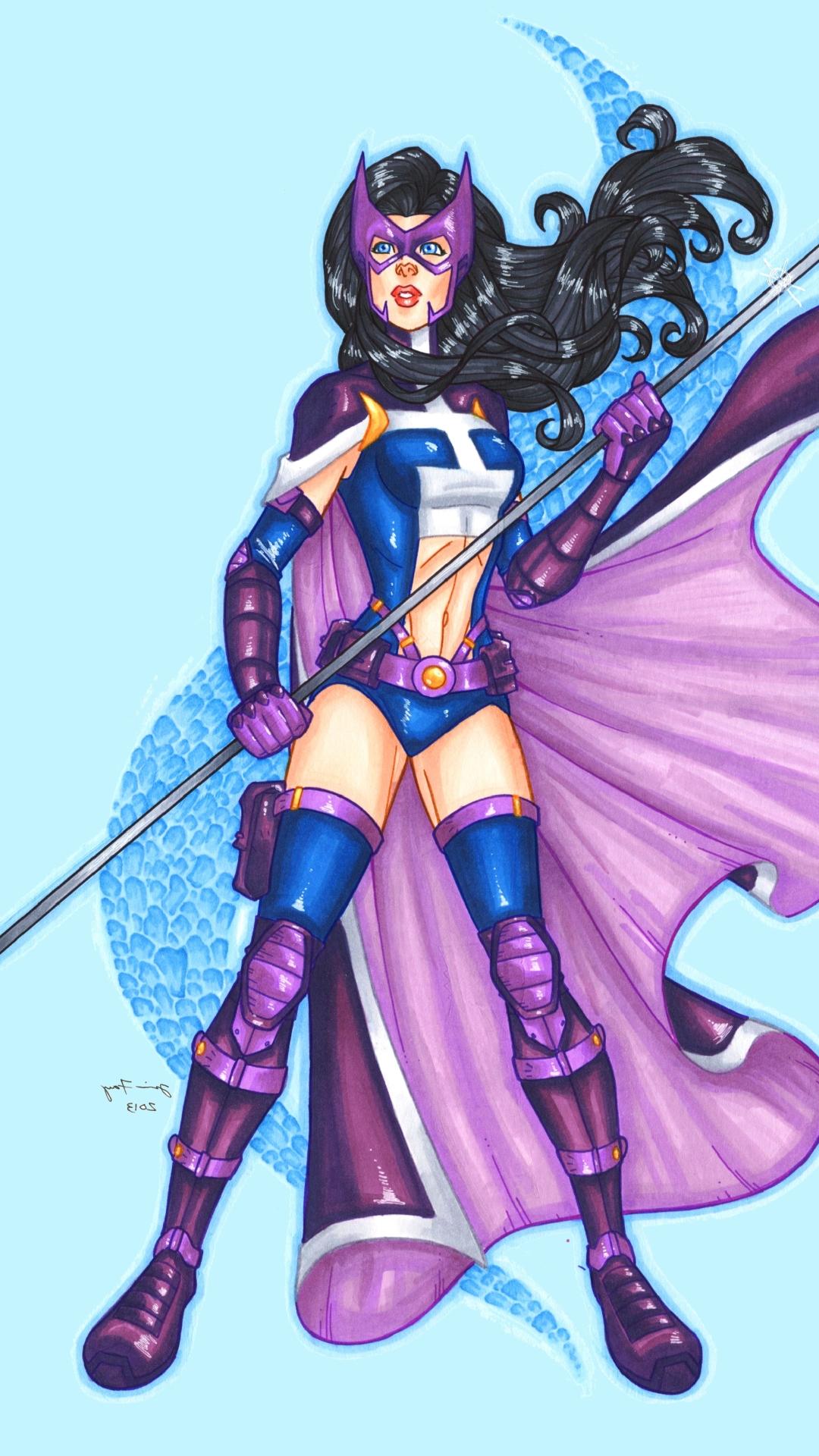 ComicsHuntress 1080x1920 Wallpaper ID 625344   Mobile Abyss 1080x1920