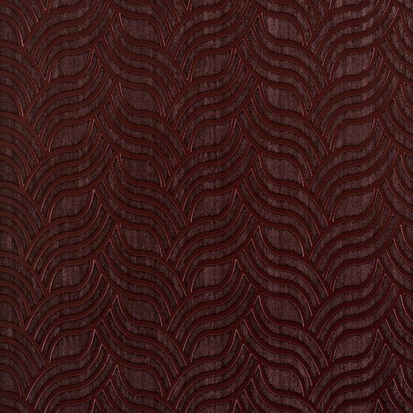 Burgundy Nouveau Wallpaper   Wall Sticker Outlet 600x600