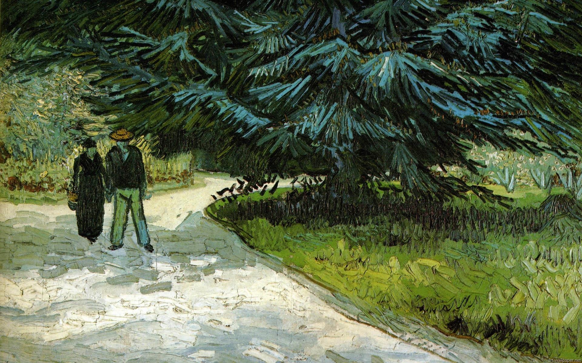 Vincent Van Gogh Wallpaper Full HD 1080p Wallpaper HD 1920x1200