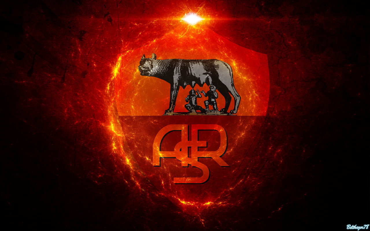 AS Roma Wallpaper 8 by Belthazor78 1280x800