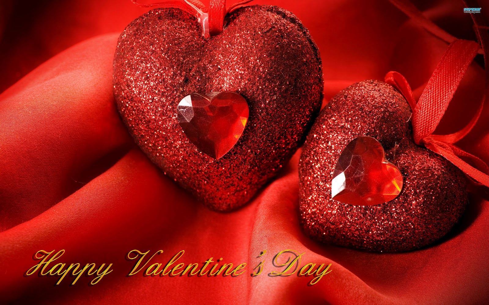 Cute Heart Wallpapers for Valentines Day 1600x1000