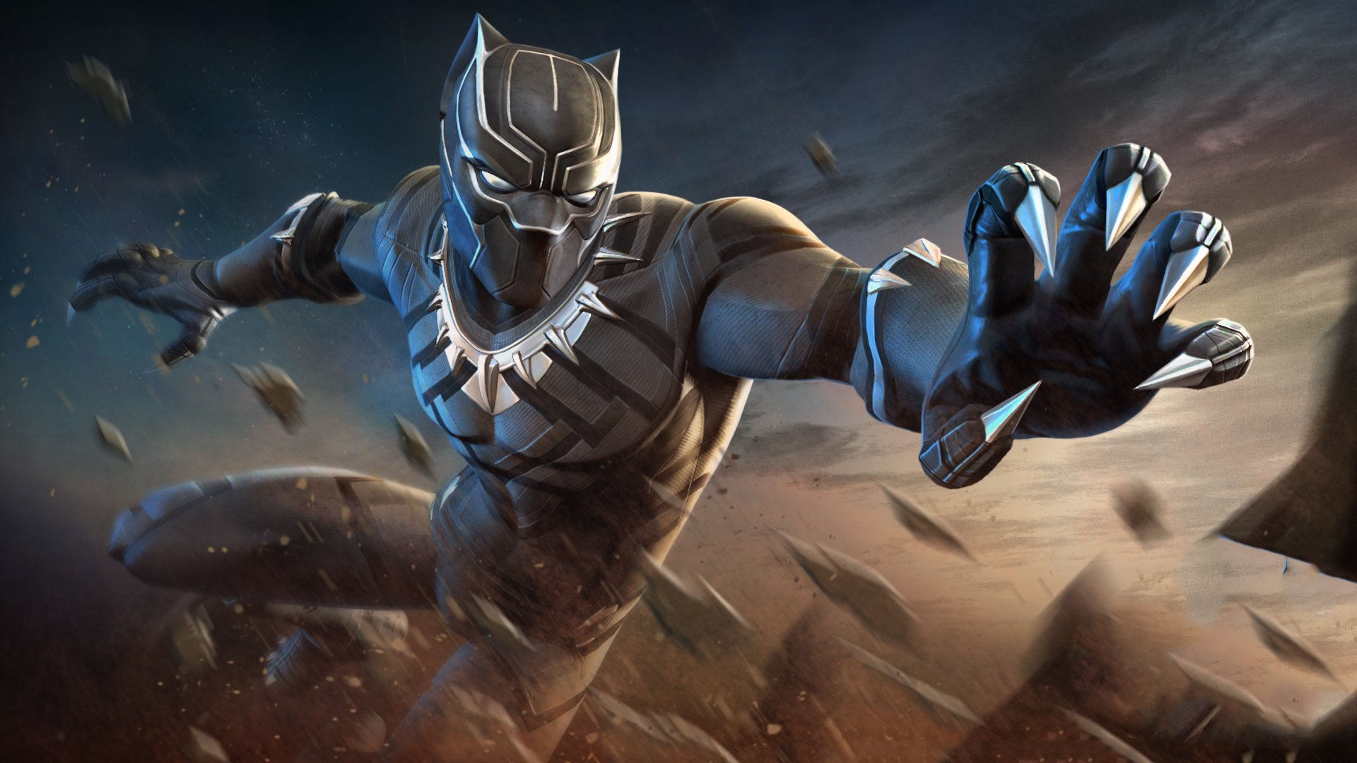 Free Download Black Panther Marvel Contest Of Champions Wallpapers Hd Wallpapers 1920x1080 For Your Desktop Mobile Tablet Explore 24 Black Panther Marvel Mobile Wallpapers Black Panther Marvel Mobile Wallpapers