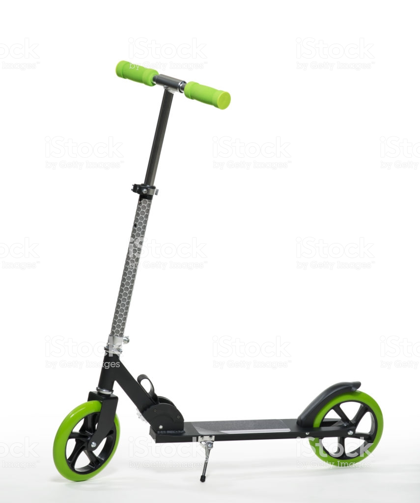Black Scooter Photo On White Background Stock Photo   Download 855x1024