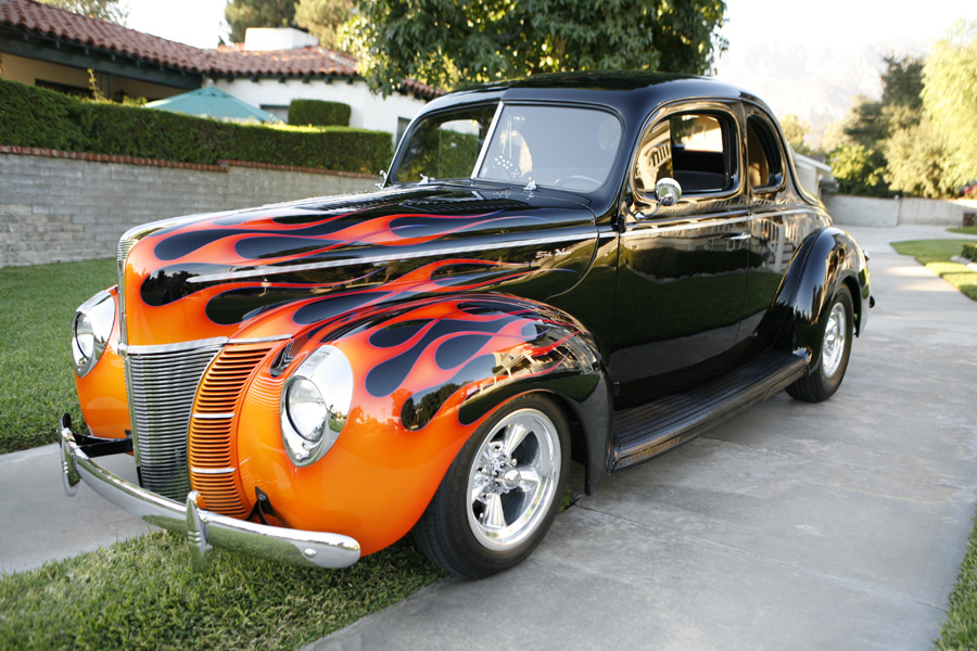 1940 ford coupe deluxe for sale in nashville north carolina old Car 900x600