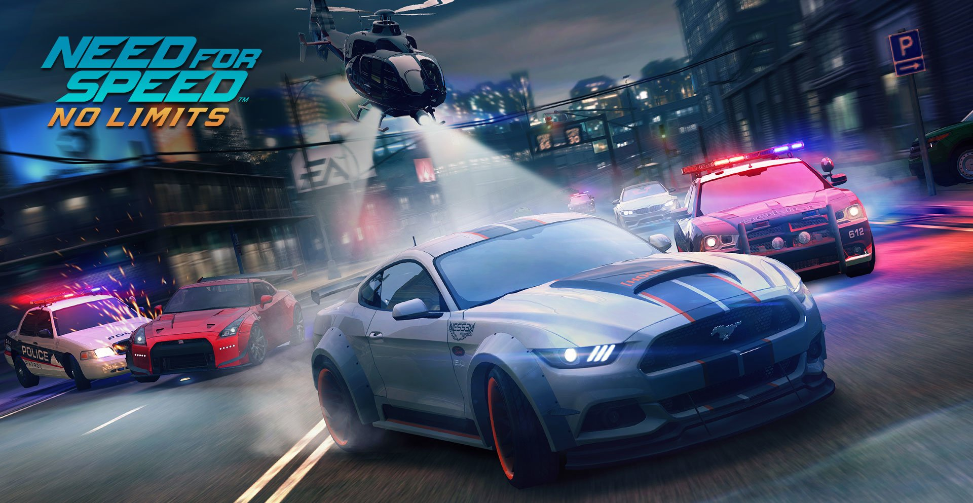 10 Need For Speed No Limits HD Wallpapers Background Images 1920x993