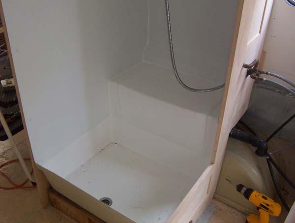 Camper Shower Stalls. No Toilet In Your Pop Up Camper No Problem ...