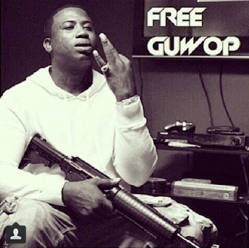 Gucci Mane keeps flexing his work ethic by dropping off another new 500x499