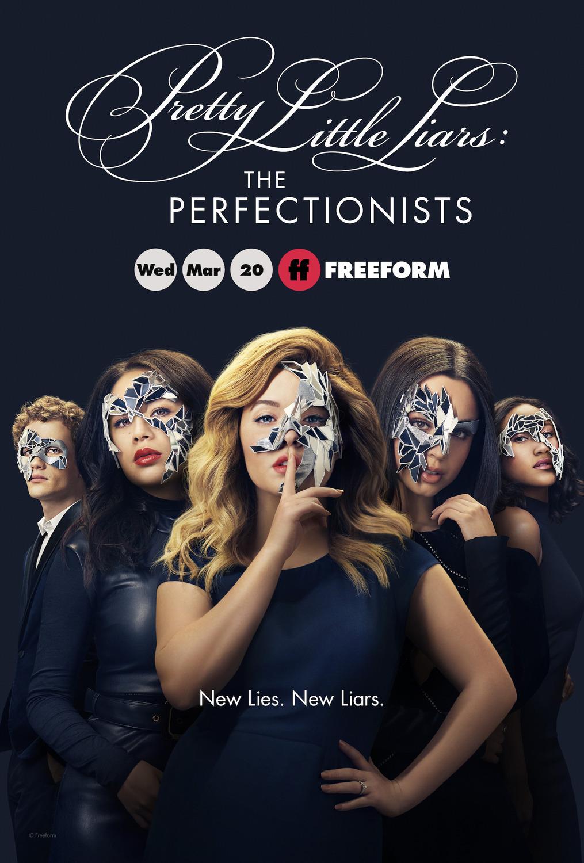 Pretty Little Liars The Perfectionists TV Series 2019   IMDb 1015x1500