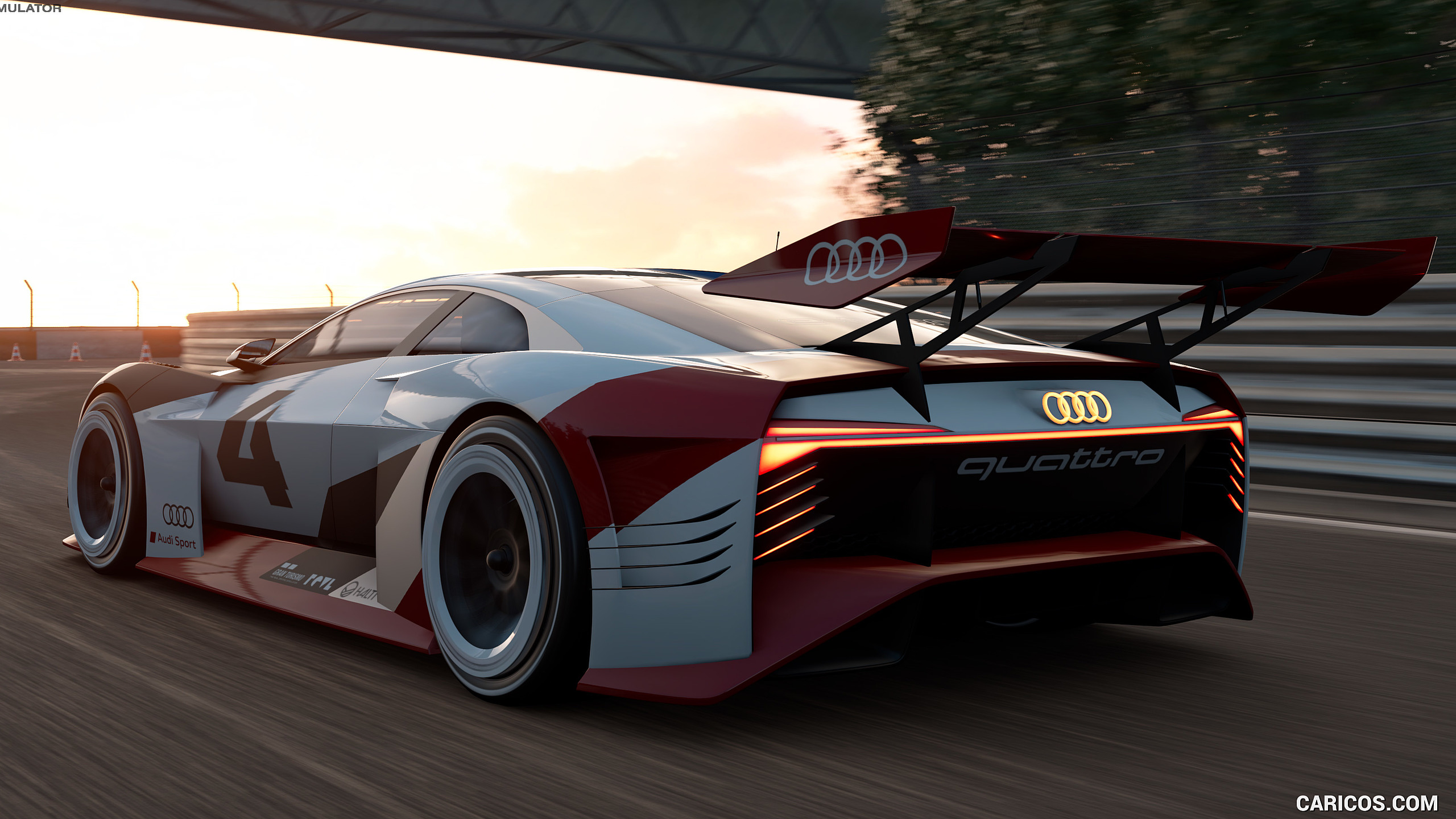 Gran Turismo Wallpaper 2560x1440