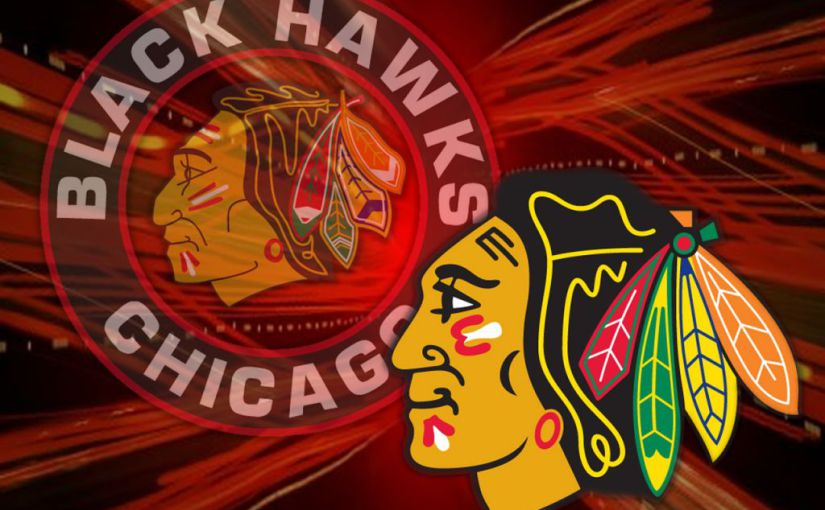 Western Conference Title Champions Chicago Blackhawks Scarlett79 825x510