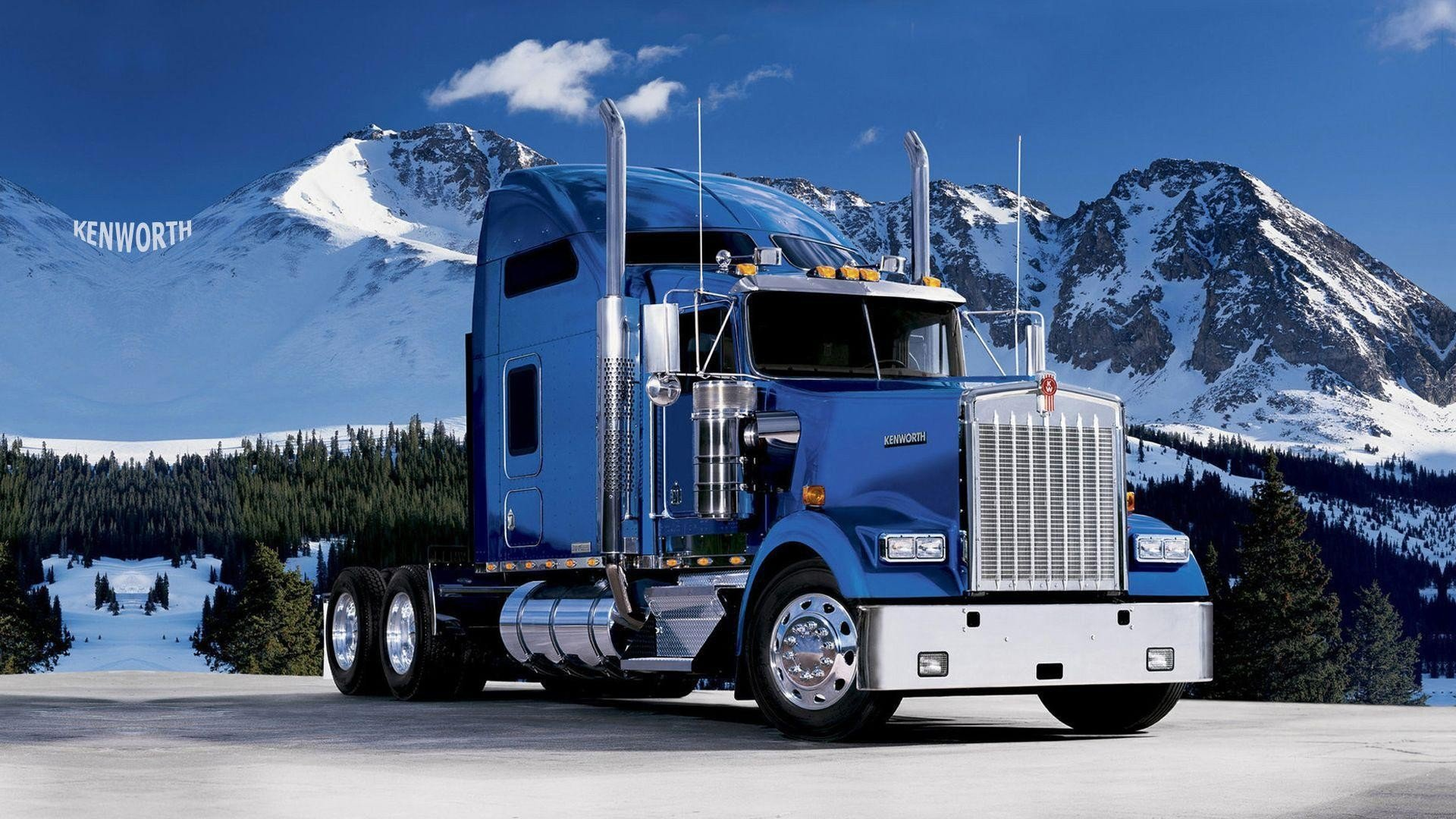 Trucks kenworth Peterbilt wallpaper 1920x1080 292206 WallpaperUP 1920x1080