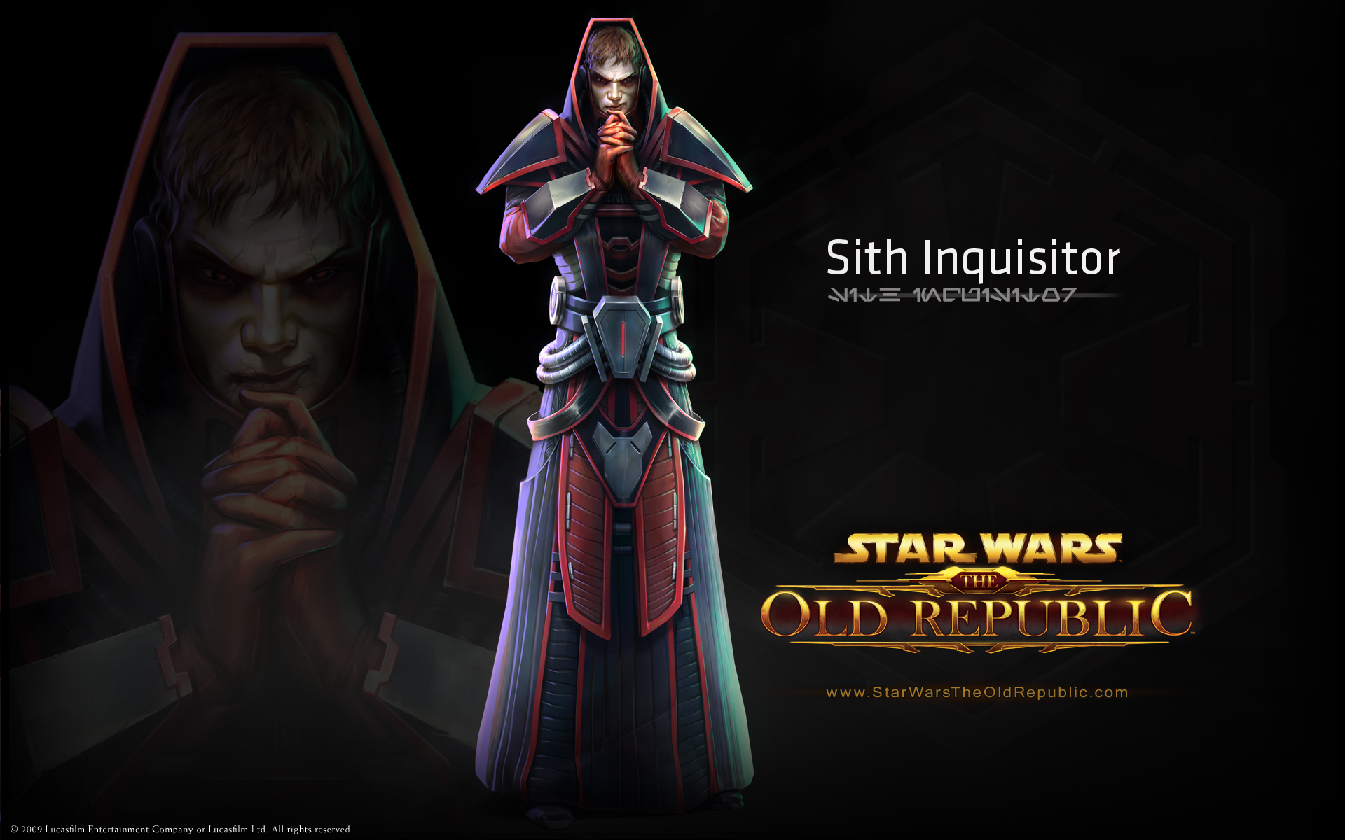 Sith Inquisitor [wide] 1920x1200